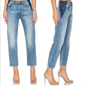 FRAME Denim Le Original Gusset in Elton